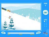 Rufus Snowboard Fahrt