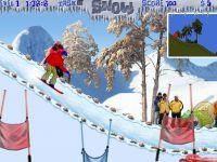 Snowboard Ansturm