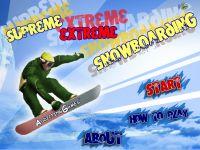 Snowboard Extrem